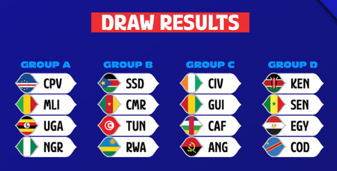 African Qualifiers